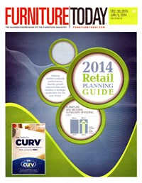 Furniture Today Magazine | 12/30/2013 Cover