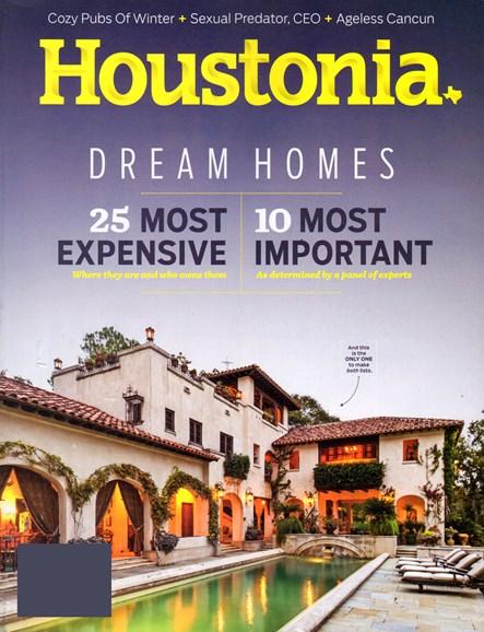Houstonia Cover - 1/1/2014