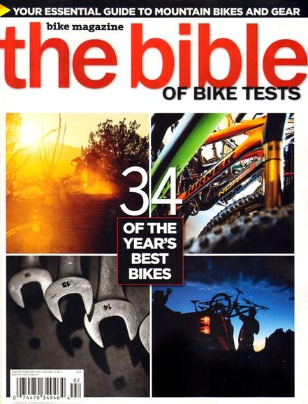 Bike Cover - 1/1/2014