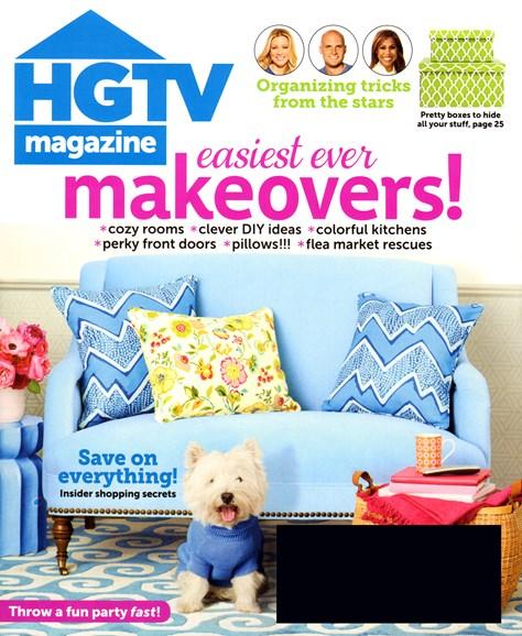 HGTV Cover - 1/1/2014