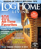 Log Home Living Magazine 2/1/2014