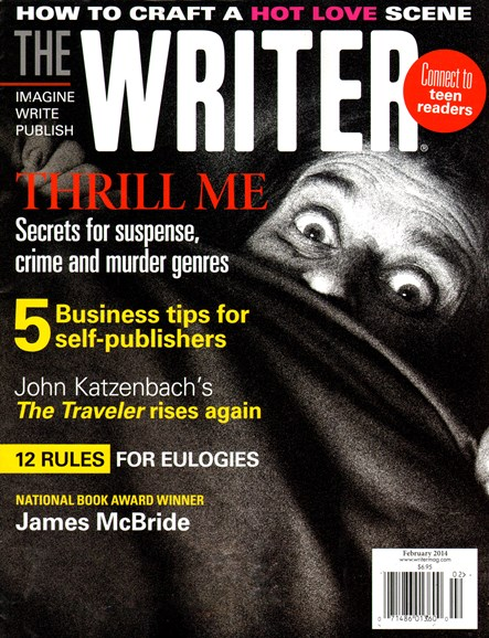 The Writer Cover - 2/1/2014
