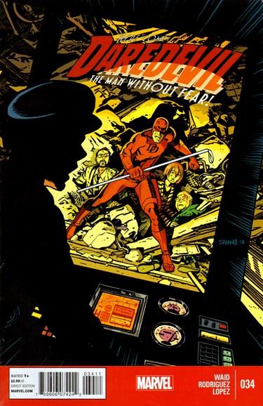 Daredevil Cover - 2/1/2014