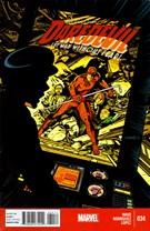 Daredevil Comic 2/1/2014