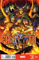 Fantastic Four Comic 2/1/2014