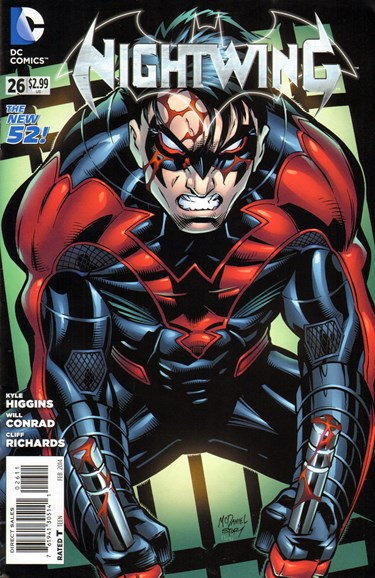 Nightwing Cover - 2/1/2014