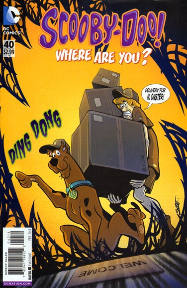 Scooby Doo, Where Are You? Cover - 2/1/2014