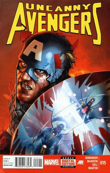 Uncanny Avengers Cover - 2/1/2014