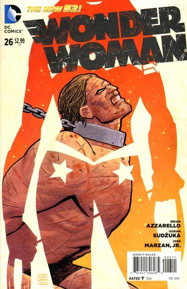 Wonder Woman Cover - 2/1/2014