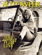 Autoweek Magazine 1/6/2014