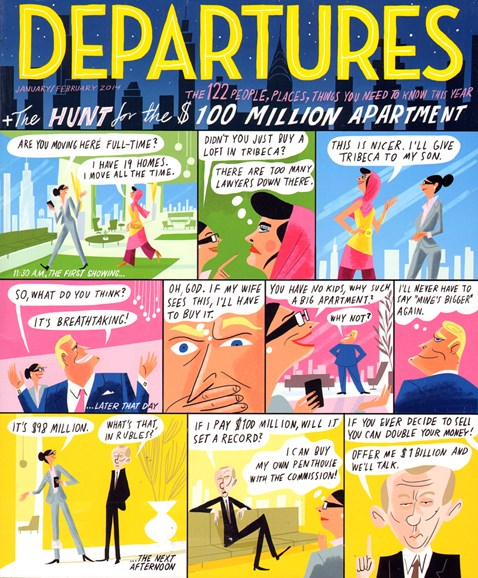 Departures Cover - 1/1/2014