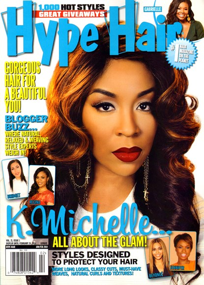 Hype Hair Cover - 1/1/2014