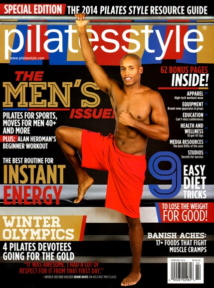 Pilates Style Cover - 1/1/2014