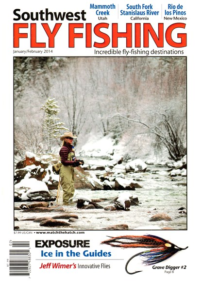 Southwest Fly Fishing Cover - 1/1/2014