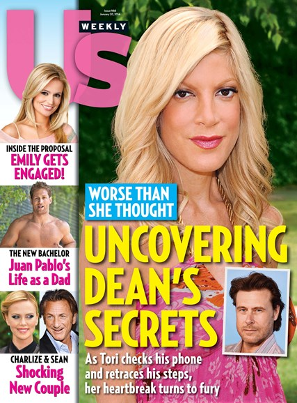 Us Weekly Cover - 1/20/2014