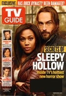 TV Guide Magazine 1/13/2014