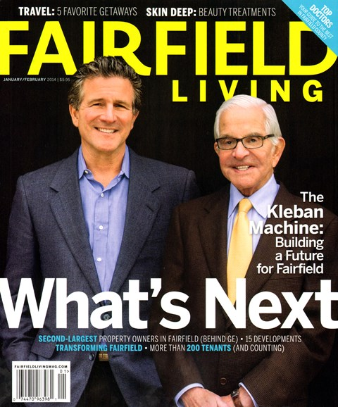 Fairfield Living Cover - 1/1/2014