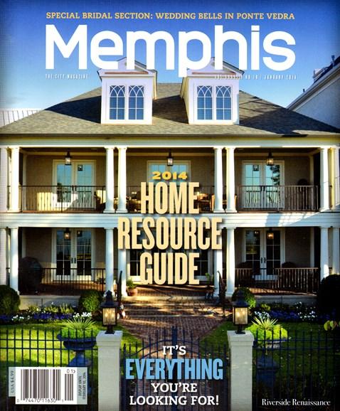 Memphis Cover - 1/1/2014
