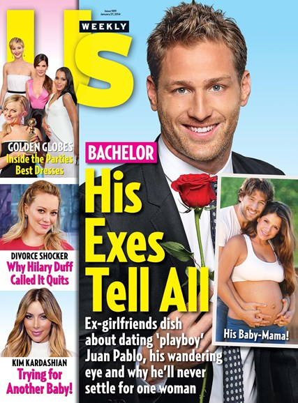 Us Weekly Cover - 1/27/2014