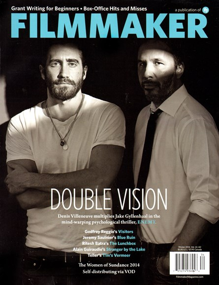 Filmmaker: The Magazine Of Independent Film Cover - 1/1/2014