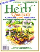 Herb Quarterly Magazine 3/1/2014