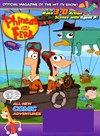 Disney Phineas and Ferb Magazine | 1/1/2014 Cover