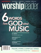 Worship Leader Magazine 1/1/2014