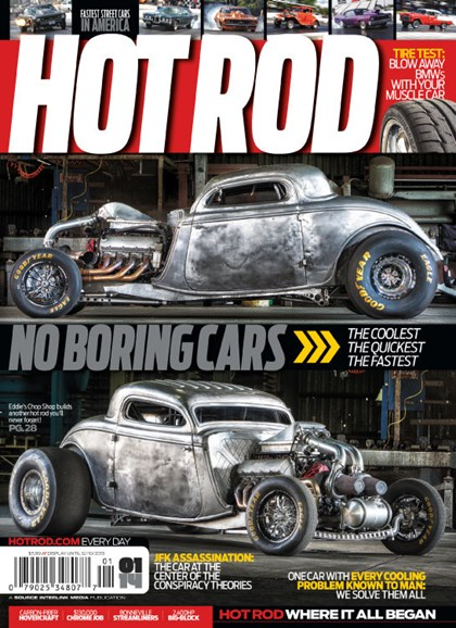 Hot Rod Cover - 1/1/2014