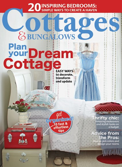 Cottages & Bungalows Cover - 2/1/2014
