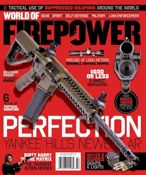 World of Firepower Cover - 2/1/2014