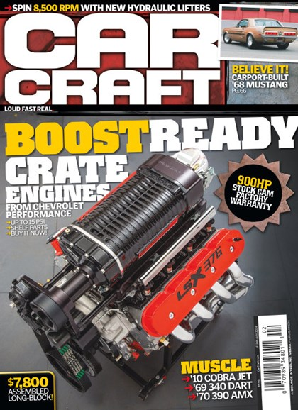 Car Craft Cover - 2/1/2014
