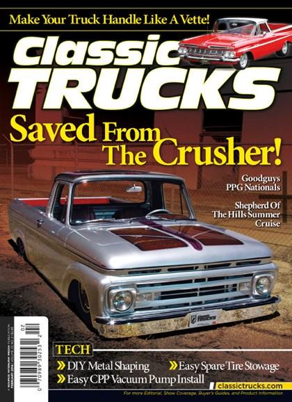 Classic Trucks Cover - 2/1/2014