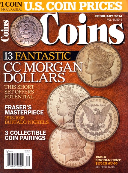 Coins Cover - 2/1/2014