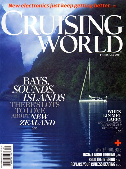 Cruising World Cover - 2/1/2014
