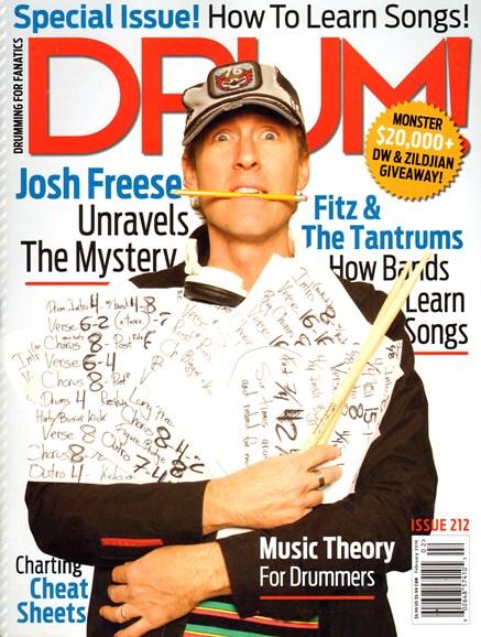 Drum! Cover - 2/1/2014