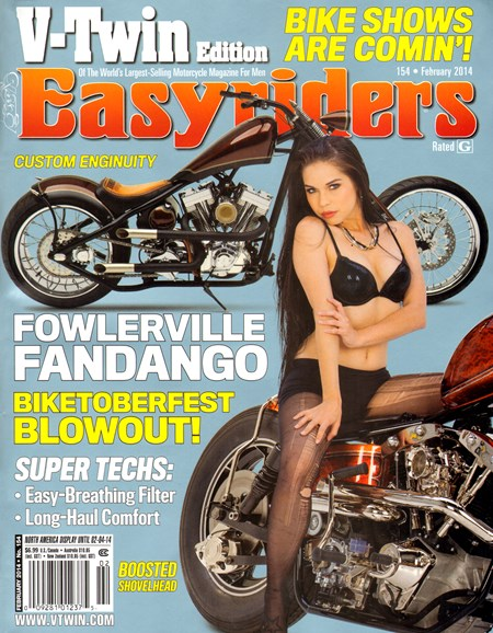 Easyriders Cover - 2/1/2014
