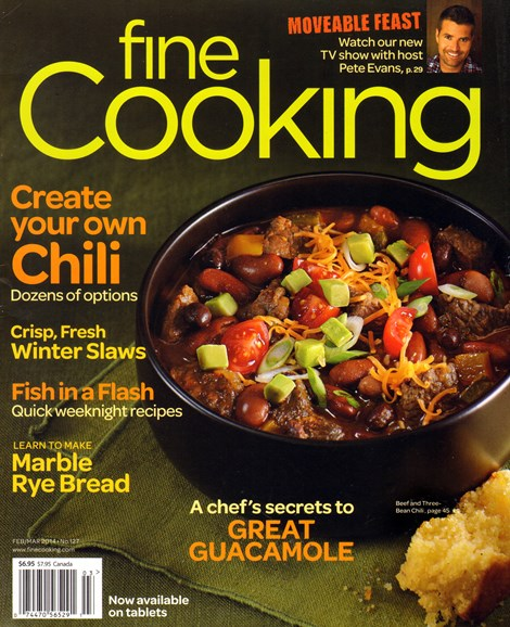 Fine Cooking Cover - 2/1/2014