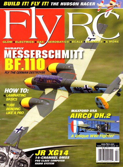 Fly RC Cover - 2/1/2014