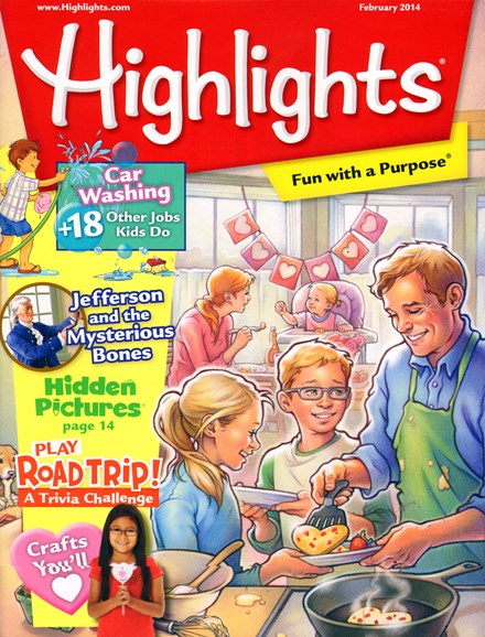 Highlights Cover - 2/1/2014