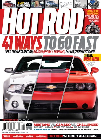 Hot Rod Cover - 2/1/2014