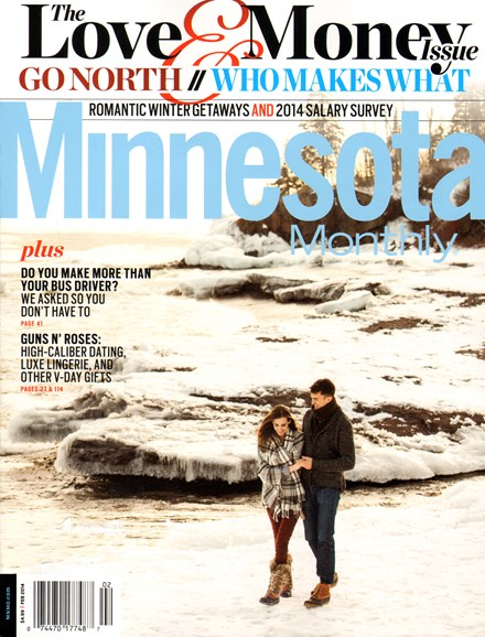 Minnesota Monthly Cover - 2/1/2014