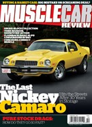 Muscle Car Review Magazine 2/1/2014