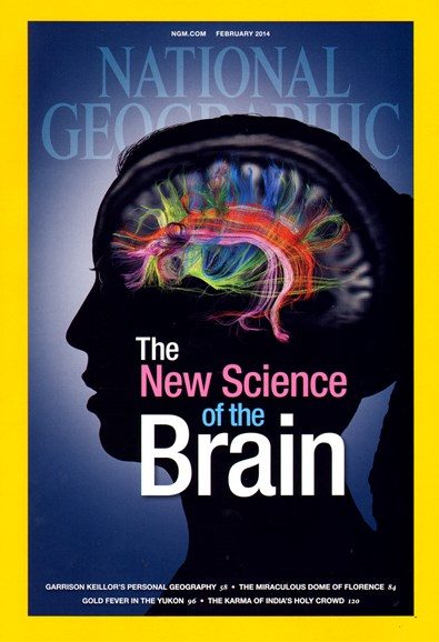 National Geographic Cover - 2/1/2014