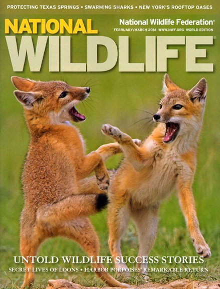 National Wildlife Cover - 2/1/2014