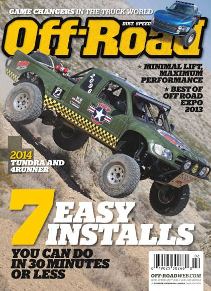 Dirt Sports & Off-Road Cover - 2/1/2014