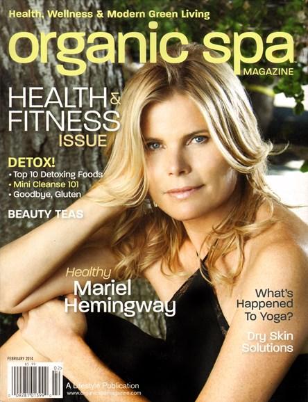 Organic Spa Cover - 2/1/2014