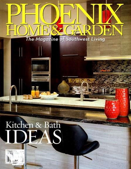 Phoenix Home & Garden Cover - 2/1/2014