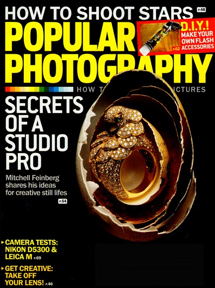 Popular Photography Cover - 2/1/2014