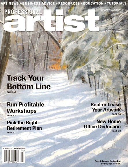 Professional Artist Cover - 2/1/2014