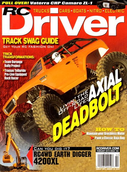 RC Driver Cover - 2/1/2014